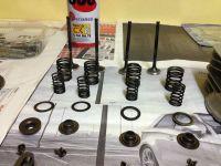 revisione motore Honda Dominator