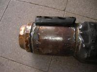 riparare marmitta 05