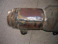 riparare marmitta 06
