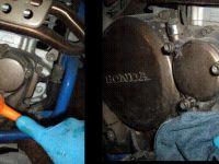sostituzione olio e filtro 08