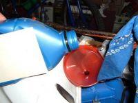 sostituzione olio e filtro 18