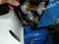 sostituzione olio e filtro 19